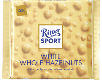 White Whole Hazelnuts